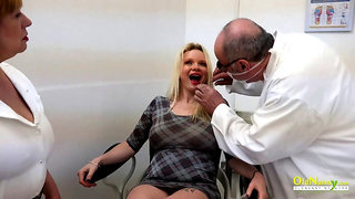 Big titted uk matures playing and licking