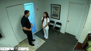 Fuck The Cops - Jade Kush Pov Happy Ending