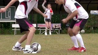 Exotic Japanese chick Tsubasa Amami in Incredible JAV censored POV, Hairy clip
