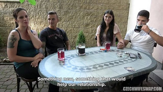 Czech Wife Swap 9 part 4