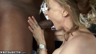 Hot GILF Gets Multiple Orgasms From A Big Dick