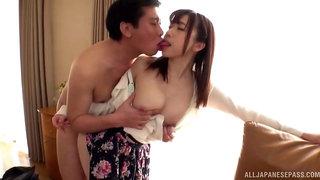 beautiful japanese amateur passionately fucked