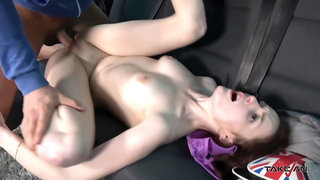 Francesca Le in Take Van - Thin Redhead And A Fucking Blind Dat