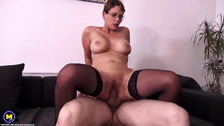 Sandy Lou - Has An Anal Craving