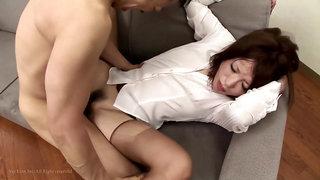 Female Teacher Taunt Kang Juice
