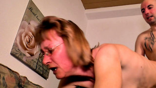 german ugly mature mom fuck at casting
