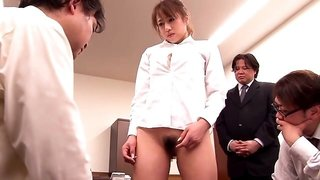 Yuna Mizumoto, Ruri Haruka, Fuka in Believe in Yourself aka A Woman Led By Dick part 4.1