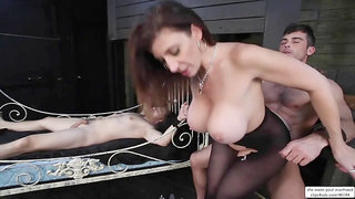 Sara Jay Has Sex Slaves
