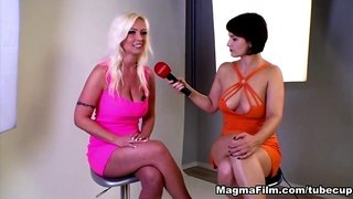 Vivian Schmitt in Vivian Schmitt: Fuck A Fan! - MagmaFilm