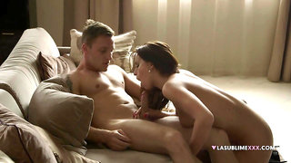 Erotic sexual experience for exquisite bombshell Nata Lee