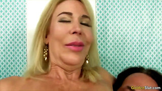 Golden Slut – Granny's Turn on Top, Compilation