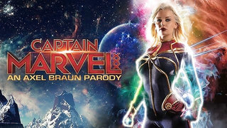 Сaptain Marvel xxx : an Axel Braun parody