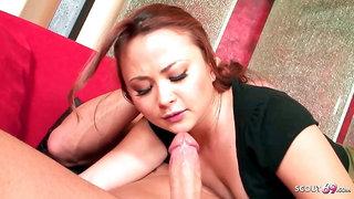 Cute Thai Teen Kita Zen Talk to Fuck by Big Dick Stranger