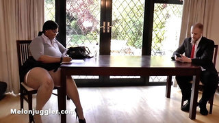 BBW secretary gets a good job