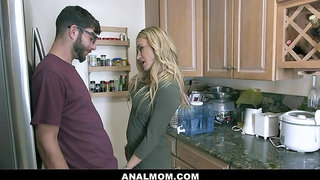 Analmom - Fucking My Best Friends Mother In The Ass