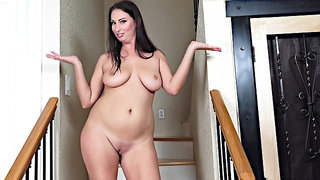 Tiffany Cane Interview and Pussy Rubbing