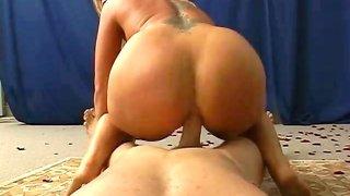 Blond Slut Getting Ass-fucked