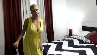 My Hot StepMom Fucks Me And Makes Me A Man - Alexis Fawx