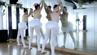 My compeer's sons best first time Ballerinas