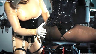 Domina Cassandra Casal - ASS WORSHIP