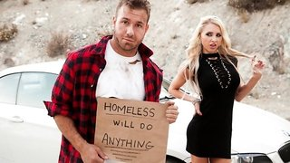 Alix Lynx & Chad White in Help The Homeless - PrettyDirty