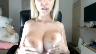 This Blonde MFC hottie will cure you..