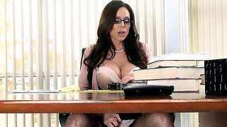 Sexy Librarian is Horny as Fuck
