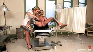 My first Gynecologist