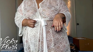 Mommy's Secrets, Clothing Try on, JOI Clip
