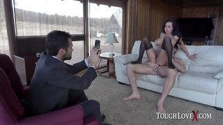buxom Lily lane crazy cuckold porn video