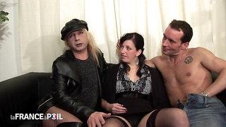 Bi-Sexual Ass Sex Casting Session