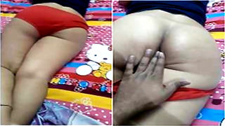 Today Exclusive-Sexy Tina Ass Record By Lover...