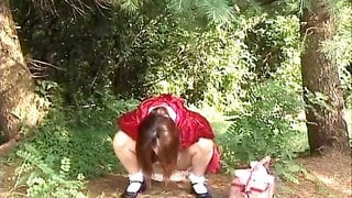 Little Red Riding Hood Wants To Play