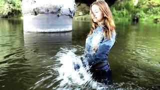 Wetlook Wetfoto