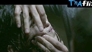 Jemma Dallender Breasts,  Bush Scene  in I Spit On Your Grave 2