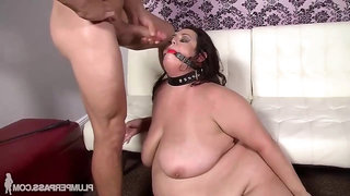 BBW Bound and Banged - rikki waters