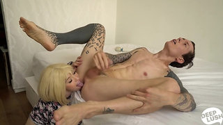 Kenzie Reeves crazy sex and rimjob