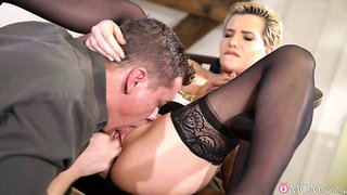Cock sucking porn video featuring Subil Arch and Steve Q